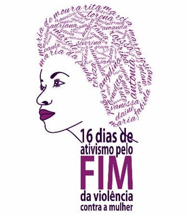 A campanha internacional  16 Dias de Ativismo pelo Fim da Violência contra  as Mulheres  teve origem nos Estados Unidos em memória ao trágico  Massacre  de ... d51e6031b676