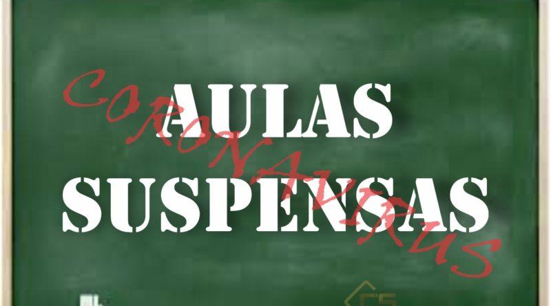 Coronavírus - Instituições de ensino suspendem aulas em Paragominas -